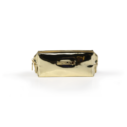 Cosmetic Bag Mirror Light Gold icon