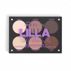 INGLOT PlayInn LILLA VANILLA Eye Shadow Palette icon